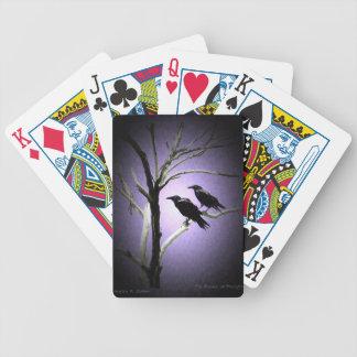 The Murder, At Midnight Poker Deck