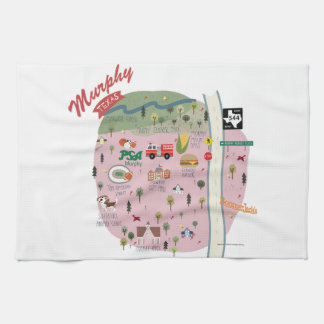 The Murphy Texas Towel