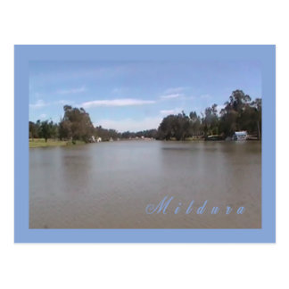 The Murray Postcard