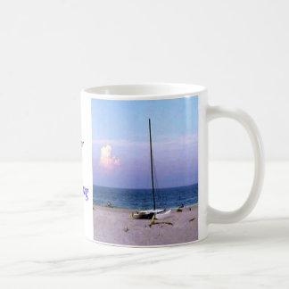 The MUSEUM Artiist Series jGibney Sailing Basic White Mug