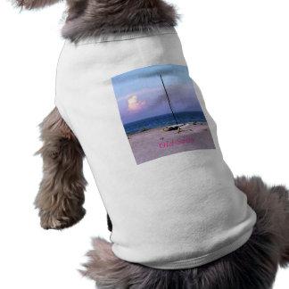 The MUSEUM Artiist Series jGibney Sailing Pet Tee