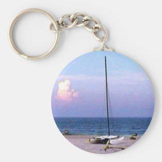 The MUSEUM Artiist Series jGibney Sailing Keychain