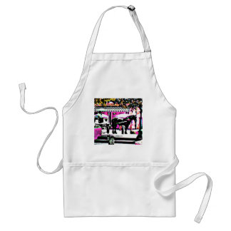 The MUSEUM Artist Series by jGibney  Together2 Aprons
