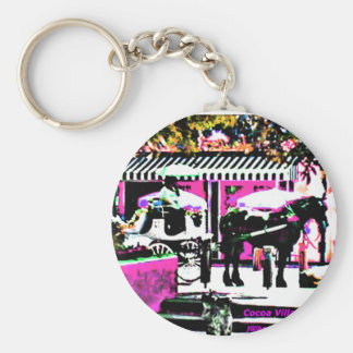 The MUSEUM Artist Series by jGibney  Together Key Chain