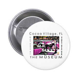 The MUSEUM Artist Series by jGibney Together Pins
