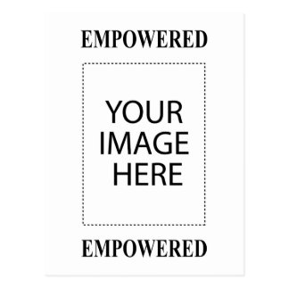 The MUSEUM Artist Series EMPOWERED MOMs Are Happy Post Card