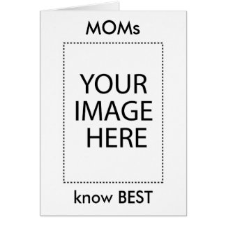 The MUSEUM Artist Series gibsphotoart MOMs know Be Greeting Card
