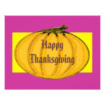The MUSEUM Artist Series Happy Thanksgiving 2 yw Invitations
