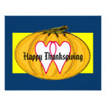 The MUSEUM Artist Series Happy Thanksgiving 2a yw Personalized Invite