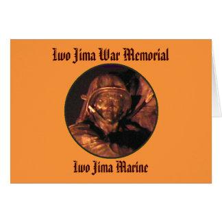 The MUSEUM Artist Series Iwo Jima War Memorial Greeting Cards