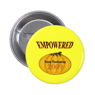 The MUSEUM Artist Series jGibney Happy 2009Empowed Pin