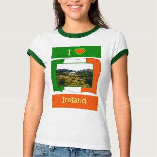 The MUSEUM Artist Series jGibney I Love Ireland Shirts