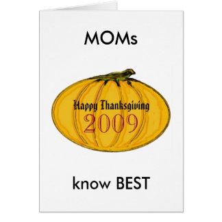The MUSEUM Artist Series jGibney MOMS pumpkin7 Greeting Card