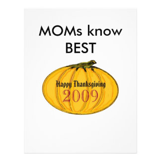 The MUSEUM Artist Series jGibney MOMS pumpkin7 Personalized Flyer