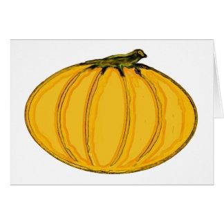 The MUSEUM Artist Series jGibney pumpkin7tc100 Greeting Cards