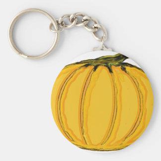The MUSEUM Artist Series jGibney pumpkin7tc100 Key Chain