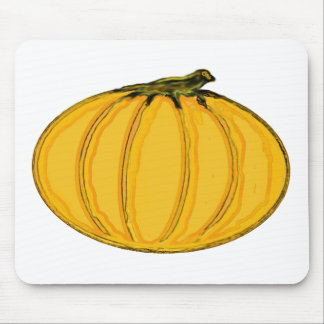 The MUSEUM Artist Series jGibney pumpkin7tc100 Mousepads
