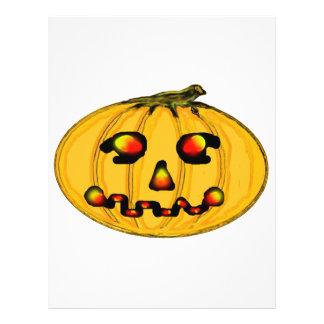 The MUSEUM Artist Series jGibney Pumpkinfirey Full Color Flyer