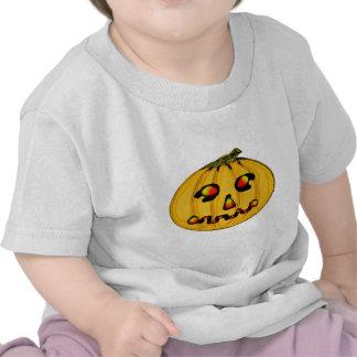 The MUSEUM Artist Series jGibney Pumpkinfirey Tshirt