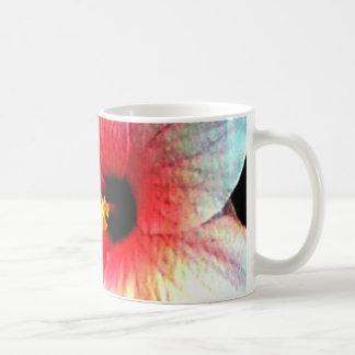 The MUSEUM Artitst Series jGibney Hibiscus72 Coffee Mugs