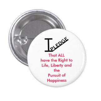 The MUSEUM Artitst Series jGibney I Pledge Buttons