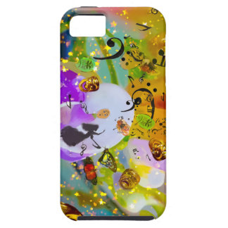 The music can express everything and say nothing. iPhone 5 case