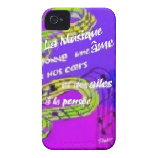 The music give us more than we knew iPhone 4 case