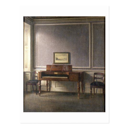 The Music Room Postcard