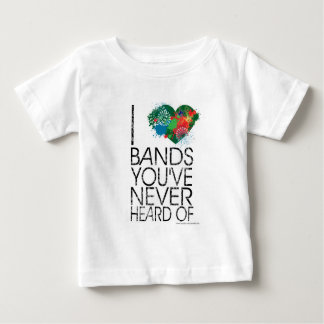 The Music Snob Baby T-Shirt