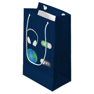 The Music Switch Small Gift Bag