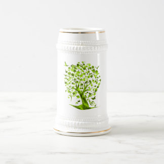 The_Music_Tree Beer Stein