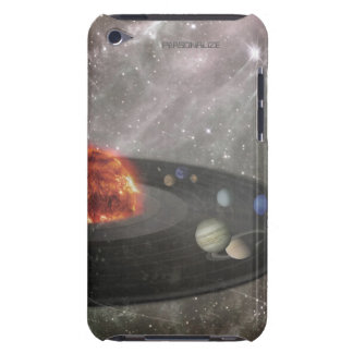 The Musical Universe Barely There iPod Cover