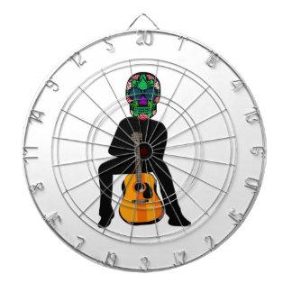 The Musician Dartboard