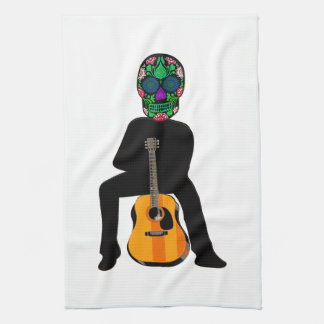 The Musician Kitchen Towel