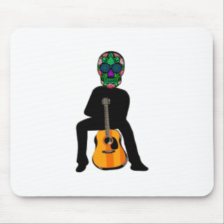 The Musician Mouse Pad