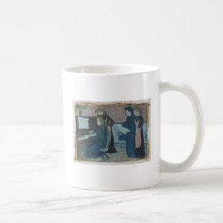 The Musicians, c.1892 Coffee Mug