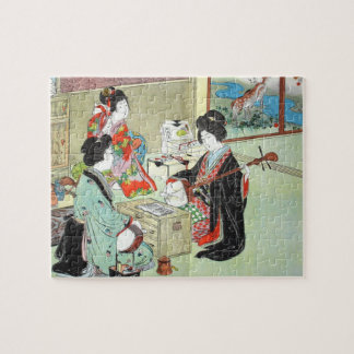 The Musicians - Devoirs Japanese Collection Puzzle
