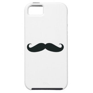 The Mustache Design iPhone 5 Cover