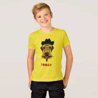 the mustache puppy T-Shirt