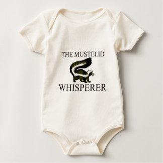 The Mustelid Whisperer Baby Bodysuit