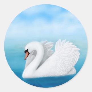 The Mute Swan Sticker