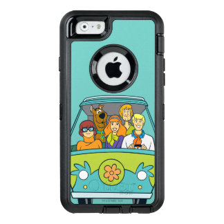 The Mystery Machine OtterBox Defender iPhone Case