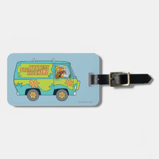 The Mystery Machine Shot 13 Bag Tag