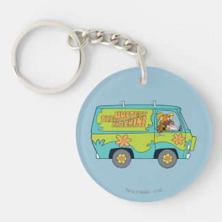 The Mystery Machine Shot 13 Keychain