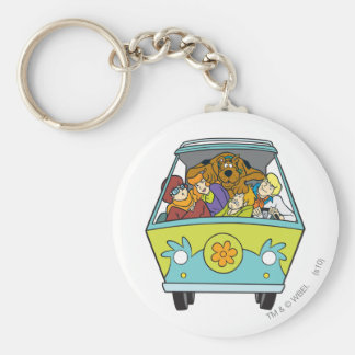 The Mystery Machine Shot 18 Keychain