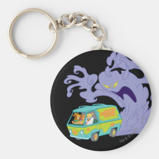 The Mystery Machine Shot 20 Keychain