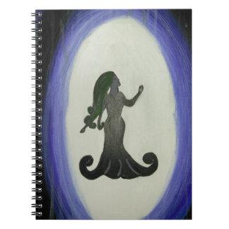 """The Mystery"" Mug Spiral Notebooks"