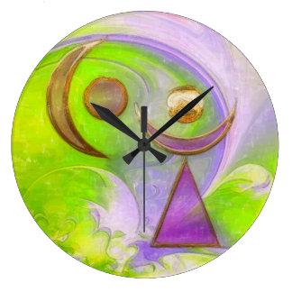 The Mystic Large Clock