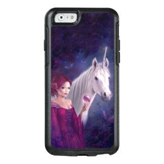 The Mystic Unicorn Art OtterBox iPhone 6/6s Case