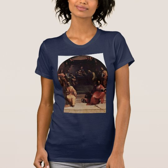 The Mystical Marriage Of St. Catherine Of Siena T-Shirt